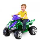 Kid Trax Marvel Hulk 6V Battery Powered Quad, Green