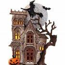 Bath & Body Works Halloween HAUNTED HOUSE Night light Wallflower Diffuser Plug
