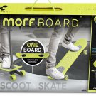 MorfBoard Scooter & Skateboard Combo Set