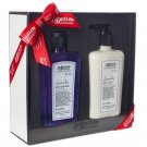 C.O. Bigelow Body Cleanser/Body Lotion Gift Set - Lavender