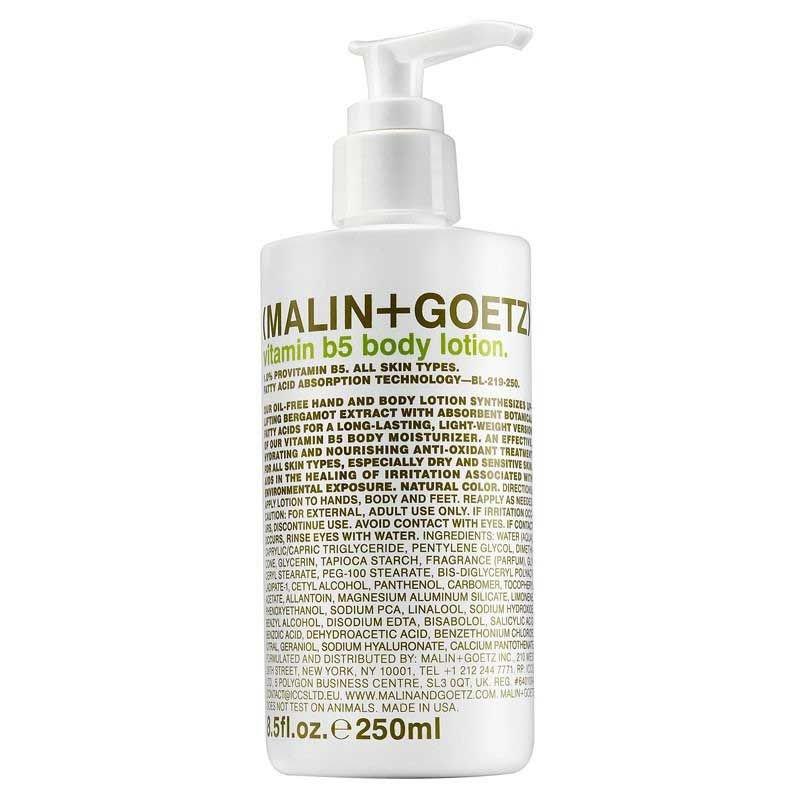 C.O. Bigelow Malin & Goetz Vitamin B5 Body Lotion - 8.5 oz (2 Pack)