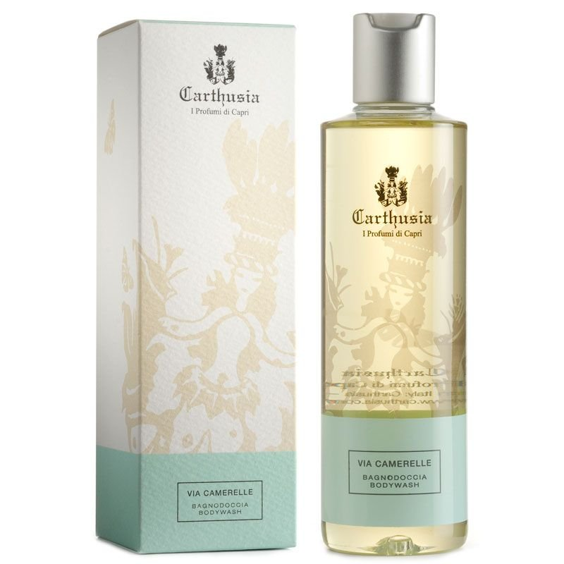 C.O. Bigelow Carthusia Shower Gel - Via Camerelle - 8.5 fl oz (2 Pack)