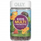 Lil' Ollys Kids' Multi + Probiotic Yum Berry Punch Vitamin Gummies (160 ct.)