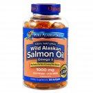 Pure Alaska Wild Alaskan Salmon Oil Softgels (180 ct.)