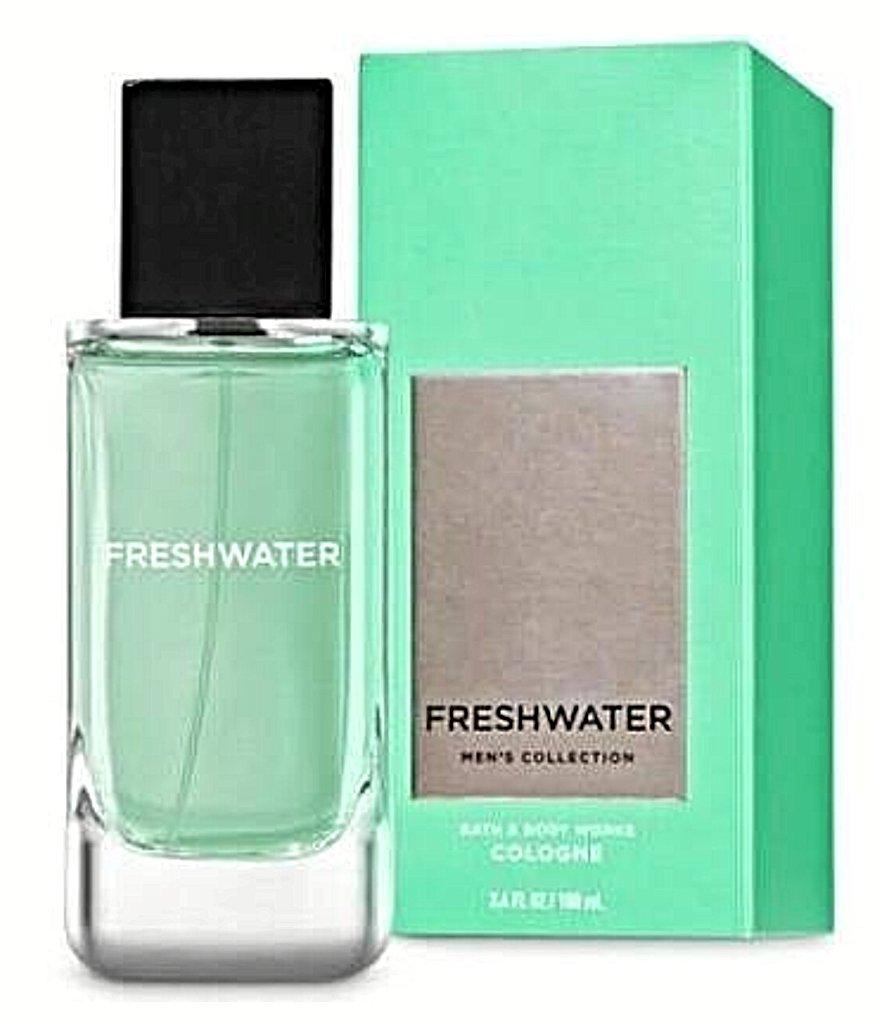 Bath & Body Works Freshwater Cologne Spray 3.4 oz / 100 ml