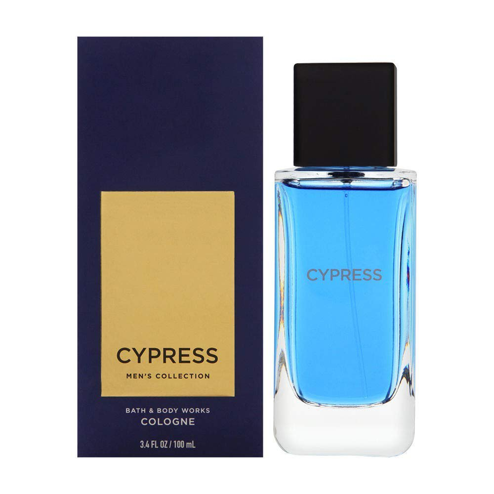 Bath & Body Works Cypress Cologne Spray 3.4 oz / 100 ml
