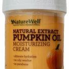 NatureWell Natural Extract Pumpkin Oil Moisturizing Cream 16 oz/454 g (2 Pk)