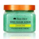 Tree Hut Coconut Lime Shea Sugar Body Scrub 18 oz / 510 g (2 pack )