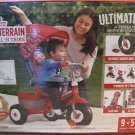 Radio Flyer All-Terrain Stroll 'N' Trike, Red