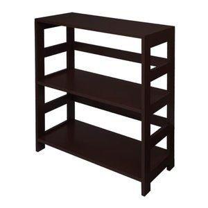 Storage Rack Wood Shelf 3 Tier Bookcase Shelf