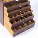 5-Storey Luxury Jewelry Box With MIRRO, Necklaces