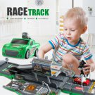 Collapsible Double Form Military Base Turck Toys Car With Ejection Function