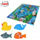 Ocean Track Children Playground Parenting Fishing Toys Fishing Game