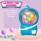 Surprise Egg Game Machine Small Household Electric Ball Machine Doll Robot Toys