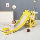 Children Slide Basketball Frame, Climbing Stairs,Unisex,Indoor And Outdoor Use