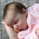 12 inches Super Trending Realistic Baby Girl Doll Sanne
