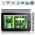 "Android 2.2 Freescale iMX515 ARM Cortex A8 512M Memory 8GB HDD  WIFI GPS Capacitive 7"" Tablet PC"