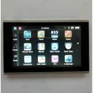 5 Inch Car GPS Navigation MP3 MP4 Bluetooth Map AV IN + 2GB SD