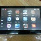 7 Inch Car GPS Navigation System MP3 MP4 FM Transmitter Bluetooth AV In MAP + 2GB MicroSD