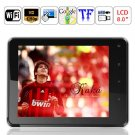 Android 2.2 Freescale A8 1GHz 512MB DDR 4GB Camera WiFi 3G 8-inch Capacitive Touch Screen Tablet PC