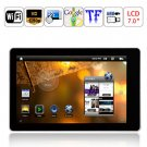 MD 707 - 7 inch Capacitive Touch Screen 3G WIFI Rockchip 2818 1GHz Android 2.1 MD 707 Tablet PC
