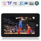 7.0 Inch Resistive Touch Screen WIFI 3G VIA 8650 800MHZ CPU Google Android 2.2 Tablet PC