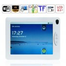Apad M8004 - 8 Inch LCD Touch Screen WIFI 1.2GHZ CPU Android 2.2 M8004 Tablet PC - White