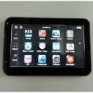 4.3 Inch Car GPS Navigation System MP3 MP4 Bluetooth A/V Input Map With 2GB MicroSD