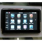 4.3 Inch Car GPS Navigation System MP4 Bluetooth A/V Input Map+ 2GB MicroSD Model4301