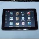 7 Inch Car GPS Navigation System MP4 FM Transmitter Bluetooth AV In MAP + 2GB MicroSD model701