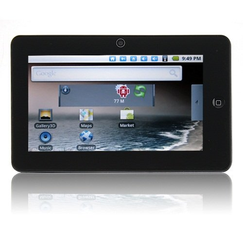 """cTab Pro Android 2.2 Tablet PC, Flash10.1, Wifi, Multi-touch Capacitive 7"""" Touch Screen,"""