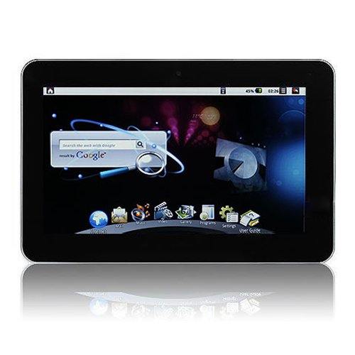 cTab T2 Multi-touch, Camera, 512M RAM, Android 2.2 Tablet