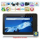 Android 2.3 Rockchip 2918 Cortex-A8 Dual Core 1.2GHz 7-inch Capacitive 5-point Touch Tablet PC
