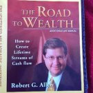 The Road to Wealth by Robert Allen (8 discs & manual)