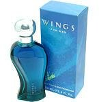 WINGS by Giorgio Beverly Hills 3.4 Oz EDT Spray