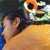 Papaya Body Wrap