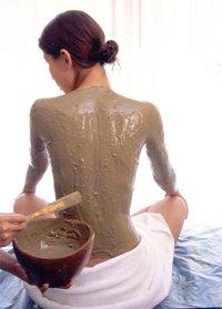 Thai Herbal Mud Wrap