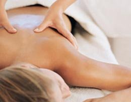Aromatherapy Back & Shoulder Massage