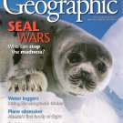 Seal Wars Canadian Geographic January/February 2000