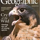 Canadian Geographic May/June 1997 Cry of the Wild