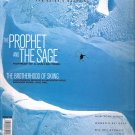 Powder Ski Magazine November 2004 Volume 33 No 3 Sage Cattabriga-Alosa