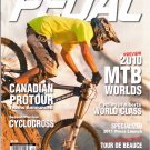 Pedal Summer 2010 Volume 24 Issue 4 Canadian Cycling Magazine