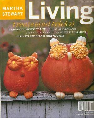 October 2003 119 Halloween Martha Stewart Living magazine