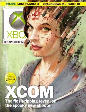 Official Xbox Magazine June 2010 Exclusive Reveal XCom