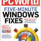 Five Minute Windows Fixes 2008 PC World January