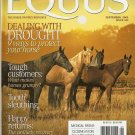 Equus Horse September 2004 Issue 323  Dealing with Drought