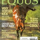Why Horses Kick EQUUS Horse August 2005 Issue 334