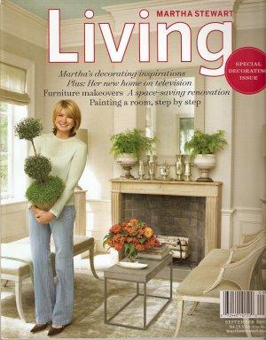 September 2005 Issue 142 Martha Stewart Living magazine