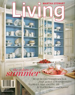 June 2005 Issue 139 Martha Stewart Living Magazine