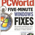 PC World Five Minute Windows Fixes January 2011 PCWorld Magazine